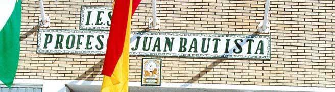 I.E.S. Profesor Juan Bautista - El Centro